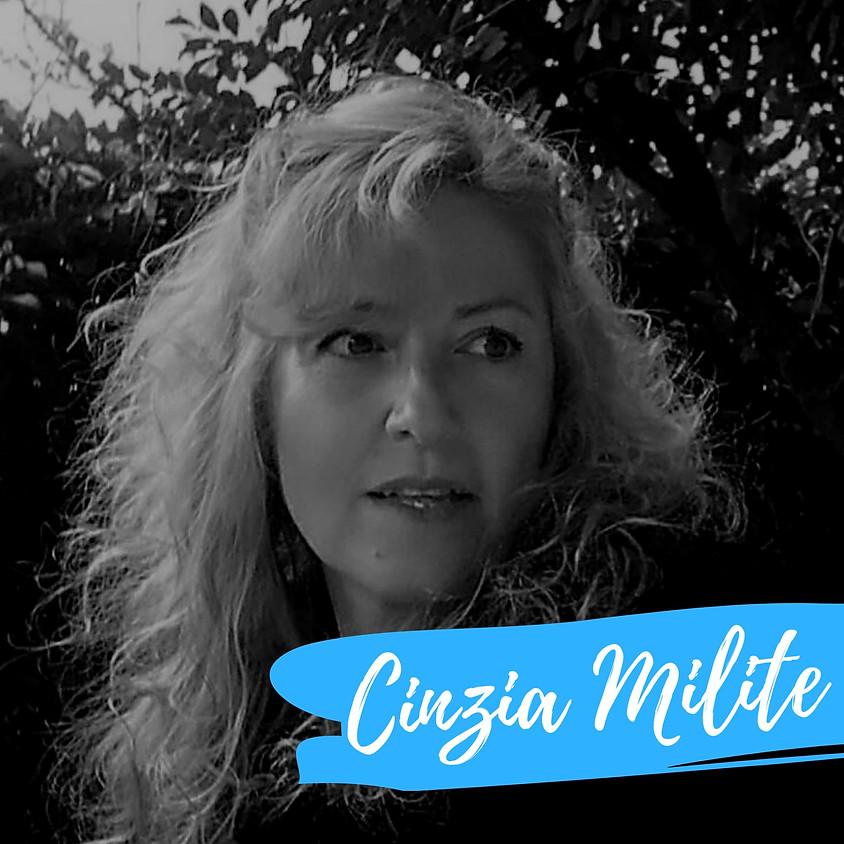 Appuntamento con Cinzia Milite + Ingresso Fiera ore 14
