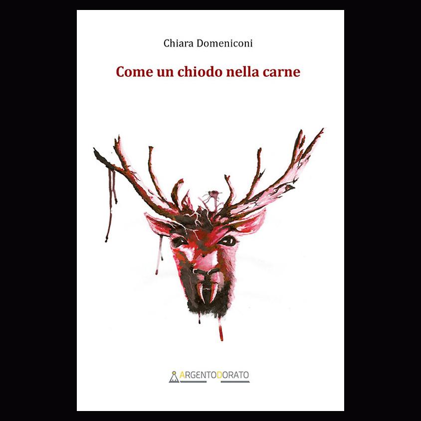 Appuntamento con Chiara Domeniconi + Ingresso fiera