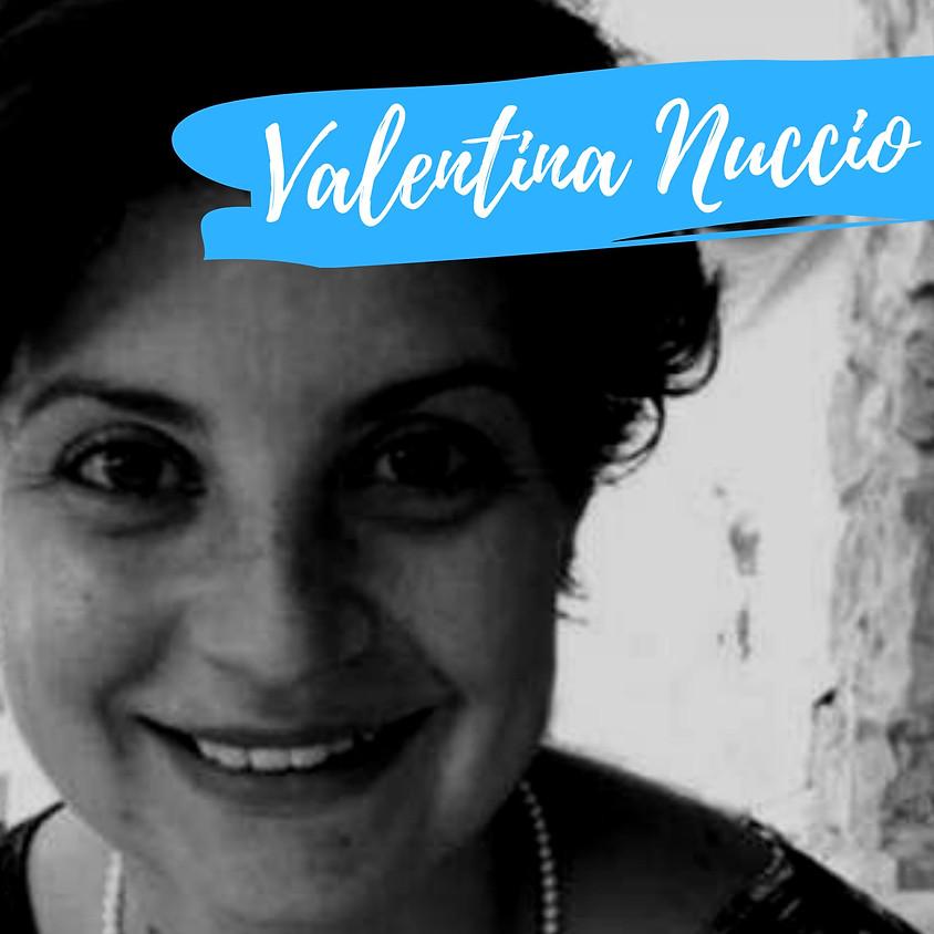 Appuntamento con Valentina Nuccio + Ingresso Fiera ore 12
