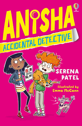 Anisha, Accidental Detective (Usborne)