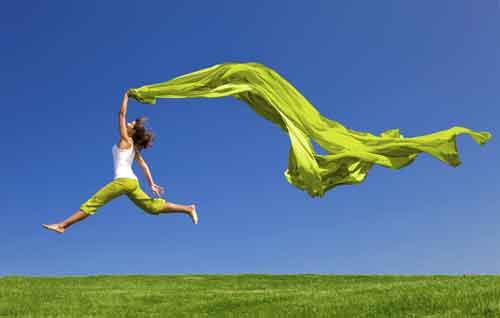 Esercizio fisico, alimentazione e pensiero positivo
