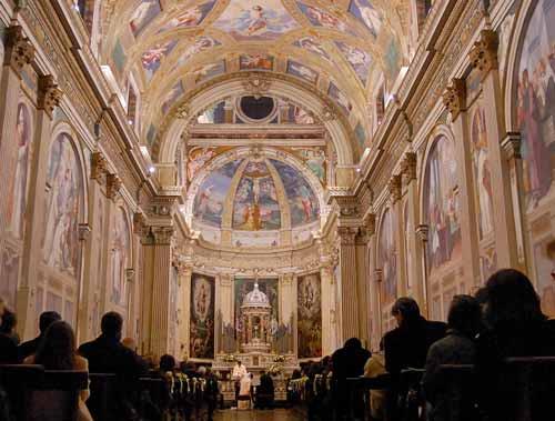 Certosa di Garegnano visita guidata
