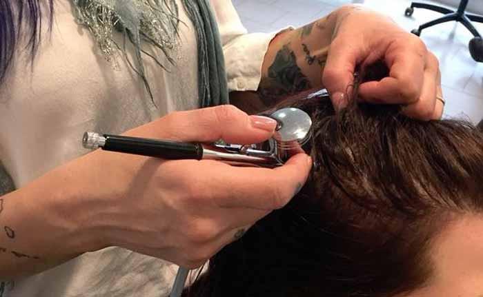 Ossigenoterapia per capelli