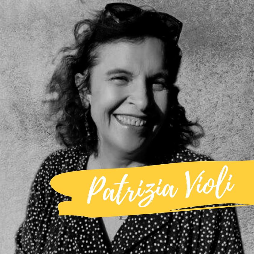 Appuntamento con Patrizia Violi + Ingresso Fiera ore 16