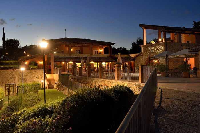 Resort Borgo Magliano Toscana
