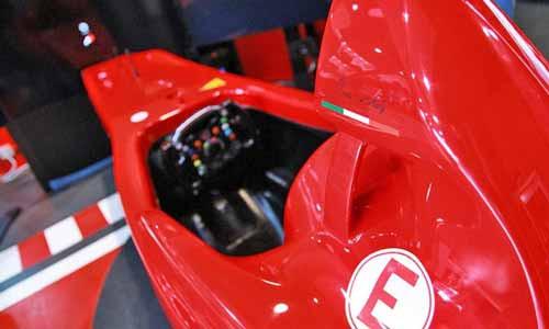 simulatore F1 Burnout Pub & Grill Seveso