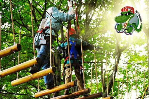 Parco Avventura-Tree Experience-corvetto-milano-nordmilanonline