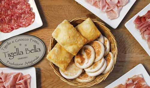 Tigella e Gnocco fritto Ristorante Tigella Bella Cinisello