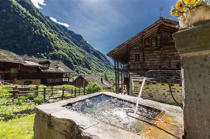 Baita dei Bimbi - una gita in montagna per incontrare Heidi