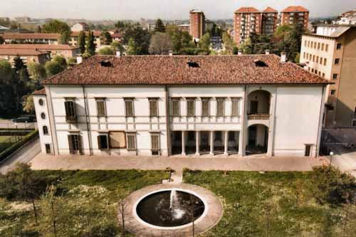 Villa Casati Stampa di Soncino Cinisello Balsamo