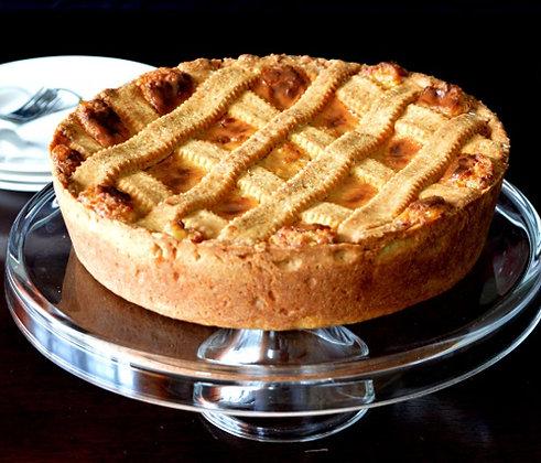 Torta Pastiera Napoletana (Pasticceria Domenica)