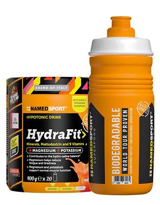 HYDRAFIT 400G + BORRACCIA OMAGGIO (BioEnergy Mila