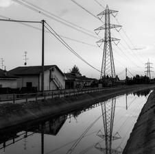 Simmetrie ai margini della città di Paderno Dugnano
