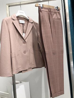 Pantaloni Biancalancia in pura lana (Maidiremai)