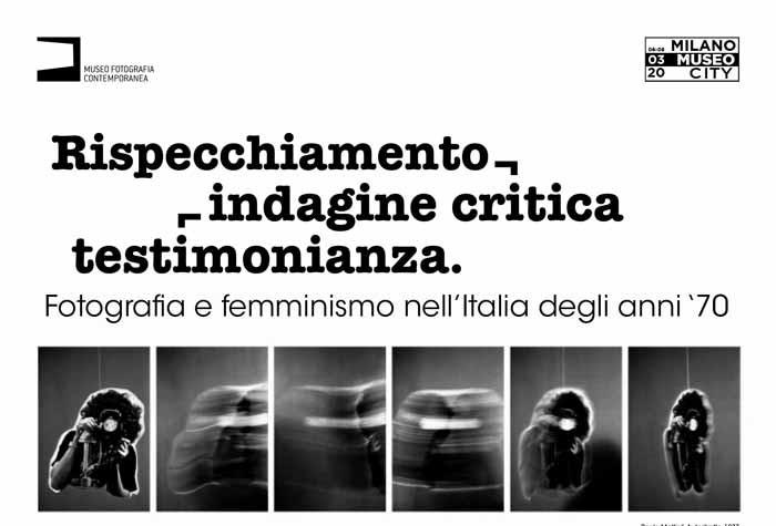 Rispecchiamento, indagine critica, testimonianza. Fotografia e femminismo nell'Italia degli anni '70