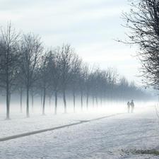 Neve al Parco Nord