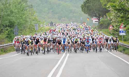 Granfondo Continental Milano gara ciclistica amatoriale