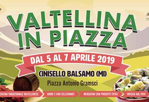 Valtellina in Piazza Cinisello Balsamo