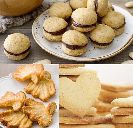 Biscotti di frolla (Pasticceria Domenica)