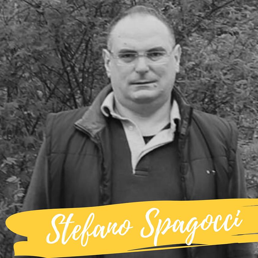 Appuntamento con Stefano Spagocci + Ingresso Fiera ore 17