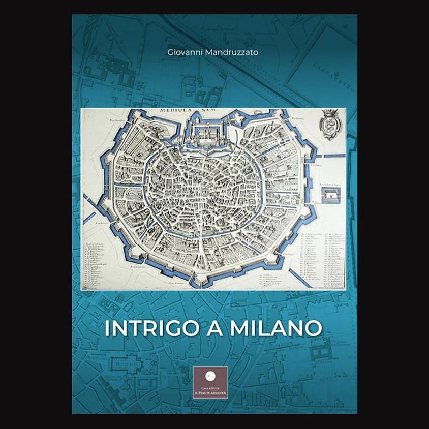 Appuntamento con Giovanni Mandruzzato + Ingresso fiera