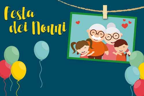 festa dei nonni 2018