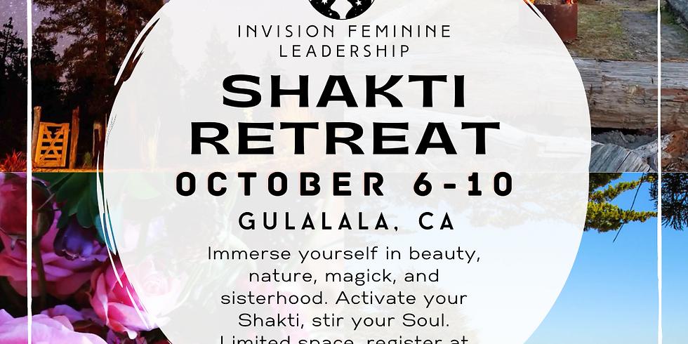 InVision Feminine Leadership - SHAKTI Retreat