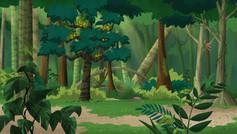 Jungle - Marmoset