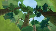 Jungle Skylight