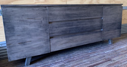 Modern sideboard W/ angle front drawers