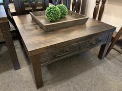 Rustix Square coffee table