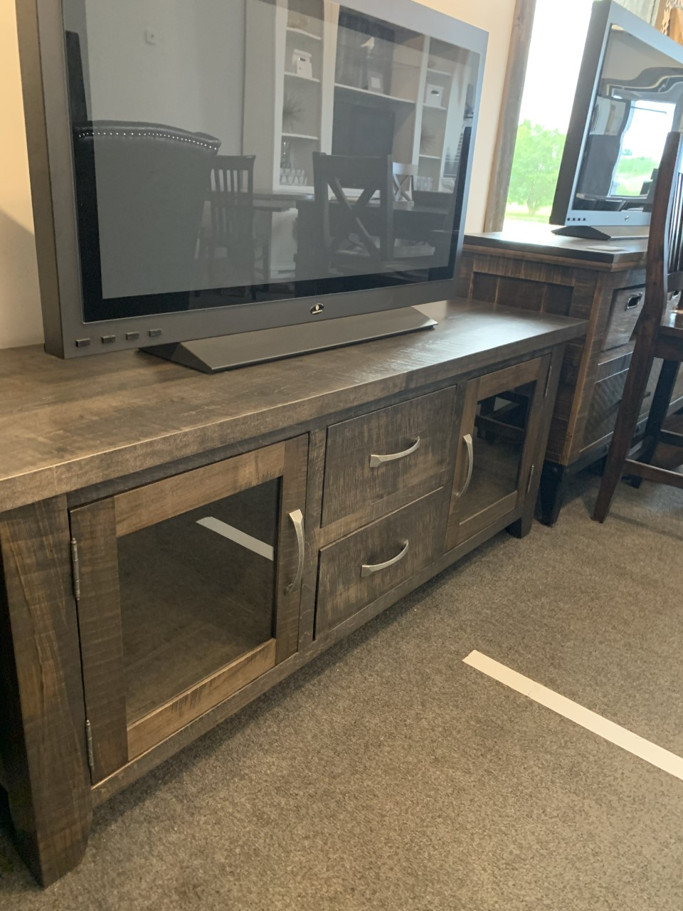 Rustix TV Console