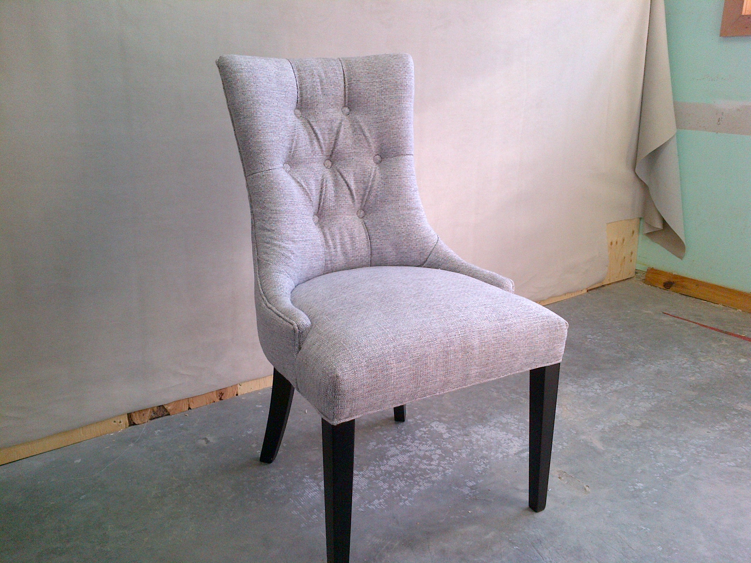 Accent, Upholstered chair