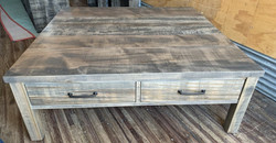 Large Rustix coffee table