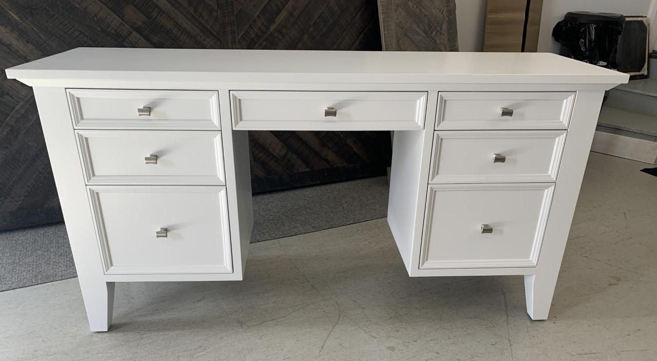 Mega desk/ Vanity