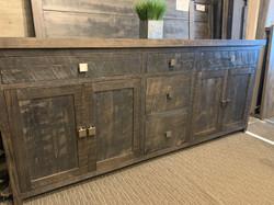 Large custom sideboard