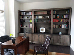Custom Bookcases made to measure!