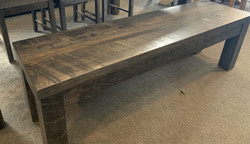 Rustix thick top bench