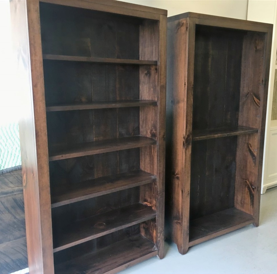 Dakota bookcases