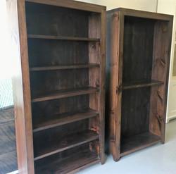 Dakota bookcases