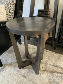 Rustix round end tables