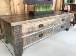 Dakota Storage/Coffee Table Box