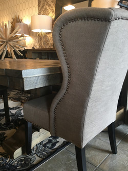 Safari wing back Chair