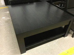 Hand Planed Coffee Table