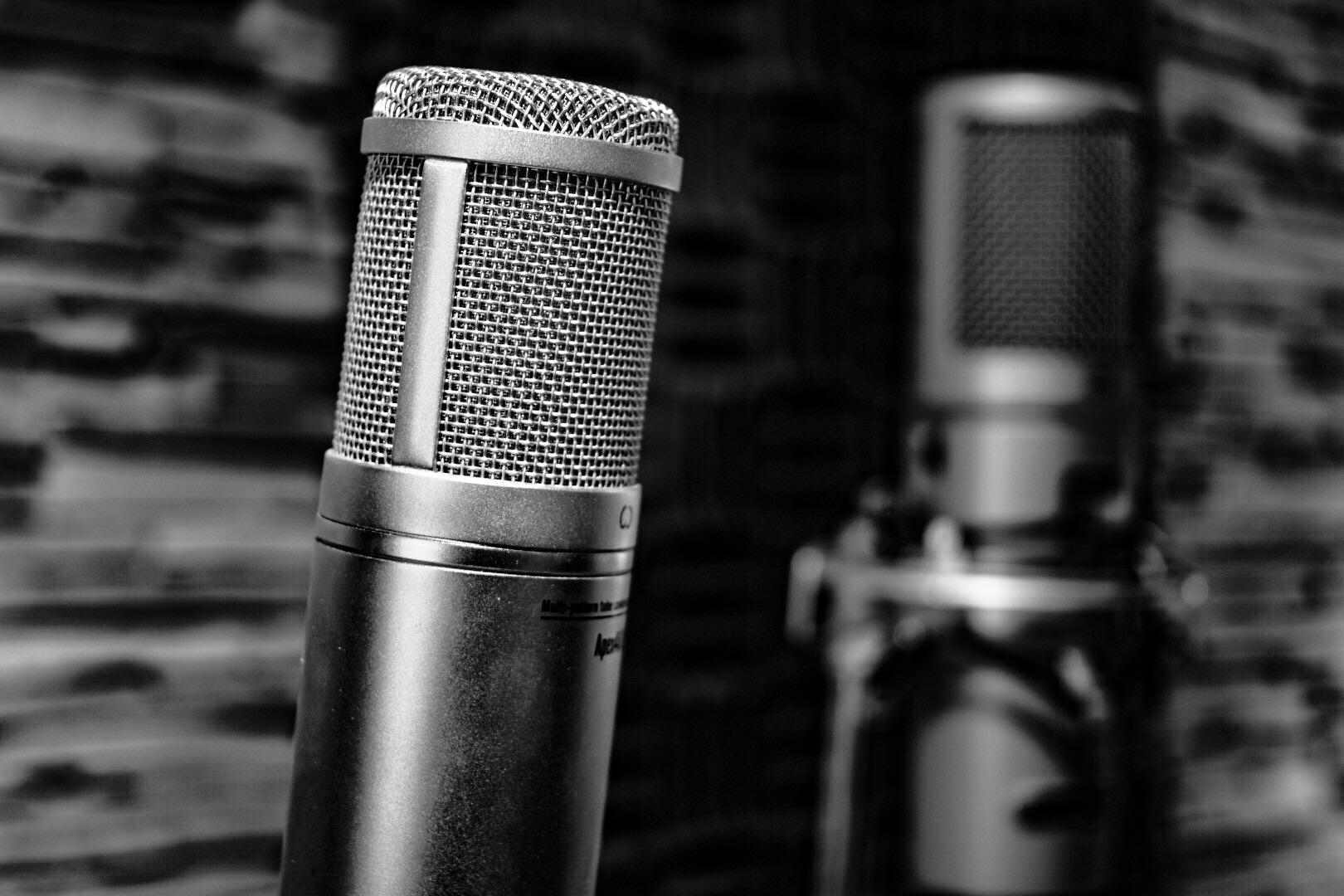 Vintage mics