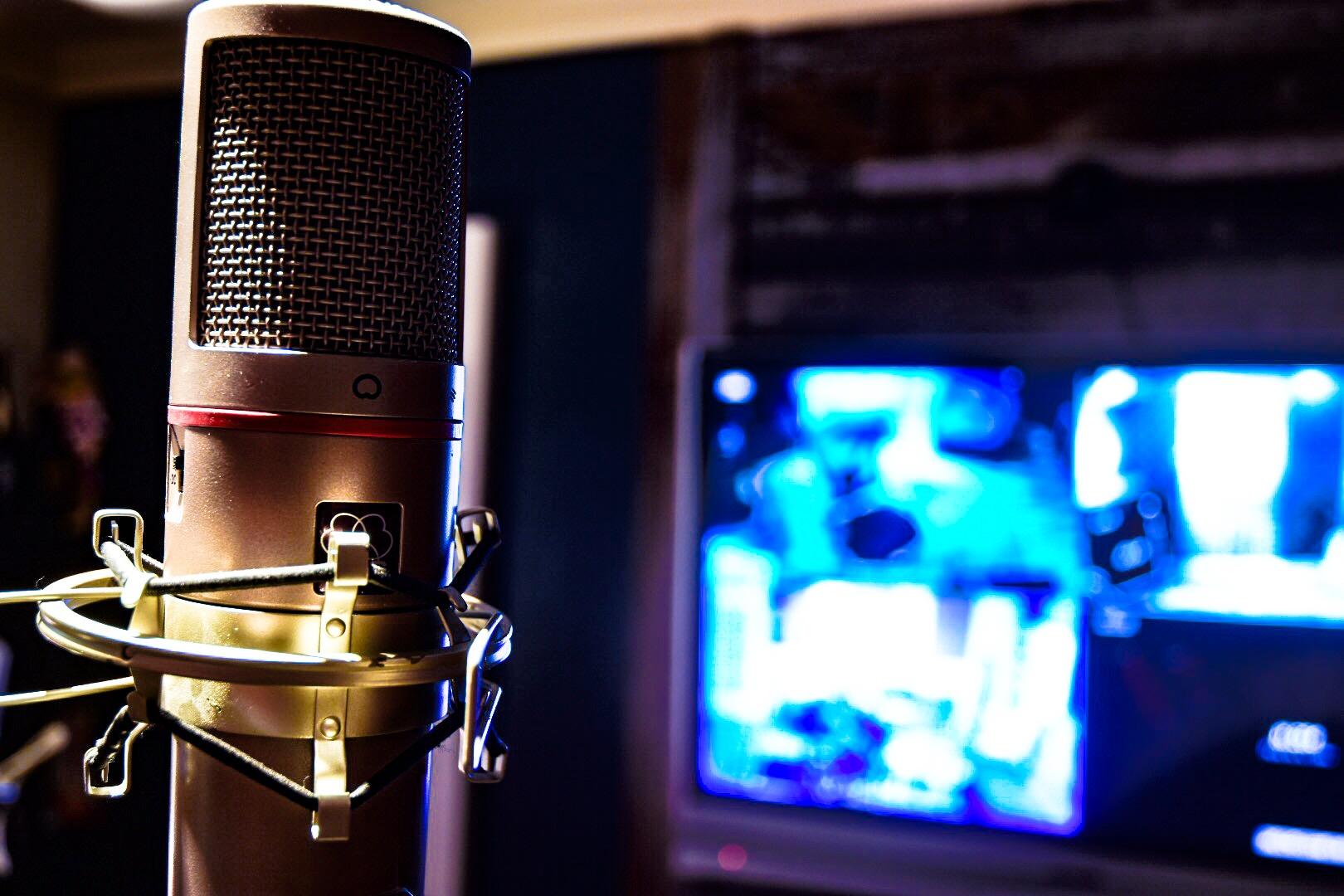 Session de voix dans le salon rouge