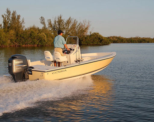 Cobia's best Bay Boat