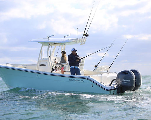 fishing performance and family comfort