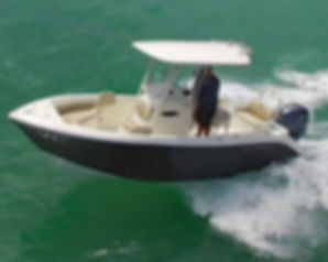 cobia220cc - big design and angler driven layout