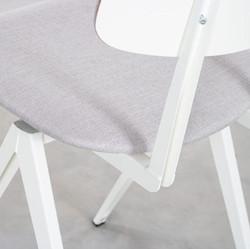 white, ash grey